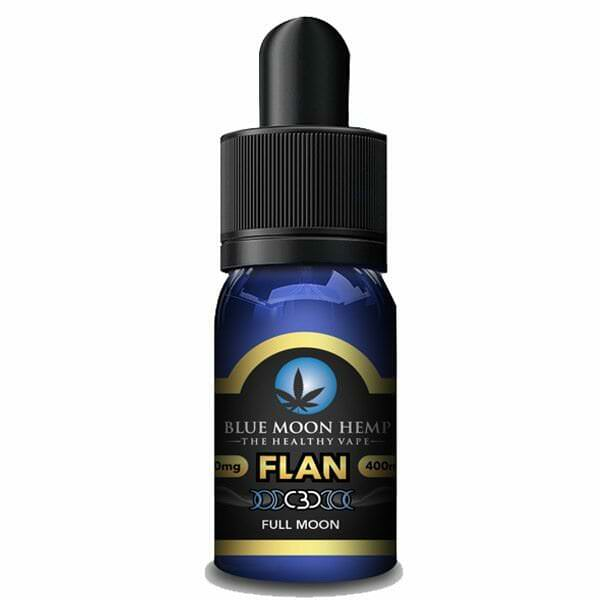 Blue-Moon-CBD-Flan