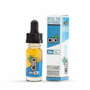 CBDFX 120MG HEMP ADDITIVE CBD OIL 10ML