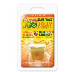 jgo label honeywax
