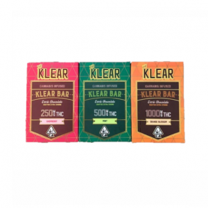Klear Chocolate Bars