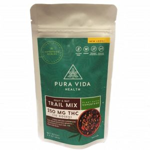 Organic Fruit and Nut Trail mix-pura vida health