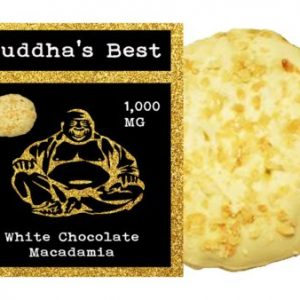 White Chocolate Macadamia Buddha