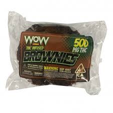 WoW Edibles Brownie