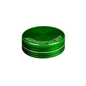 areospaced_2_piece_aluminum_grinder_green